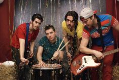 Check out our interview with pop and rock band, Morning Fuzz! We chatted about their debut release, a crazy fan, Johnny Depp and more!