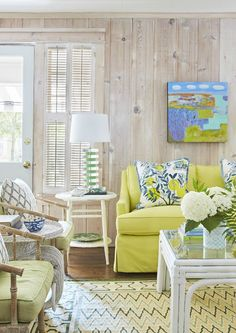 Lake Cottage as seen in Coastal Living — Chenault James Interiors House Design, Decor, Lake Cottage, Trending Decor, Home, Interior, Michigan Cottage, Lake House, Home Decor