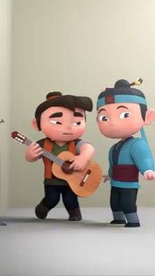 Funny Minion Videos, Funny Cartoon Gifs, Cute Funny Baby Videos, Cute Funny Babies, Cute Cartoon Pictures, Funny Videos For Kids, Cute Love Cartoons, Cute Cartoon Wallpapers, Funny Animal Videos