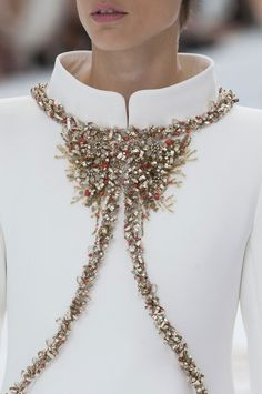 Chanel Haute Couture Fall/Winter 2014/15  | www.stylissima.co.il