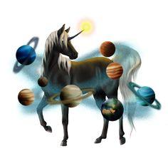 T.A.R.D.I.S, Unicorn Hackney Cherry bay #40192212 - Howrse