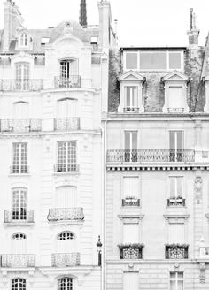 One day I will live in a walk-up in Paris... via Through the Looking Glass