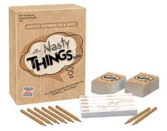 Nasty THINGS... Game Patch Products Inc. http://www.amazon.com/dp/B00WB3H6YC/ref=cm_sw_r_pi_dp_mS0wwb1GG9Z1S