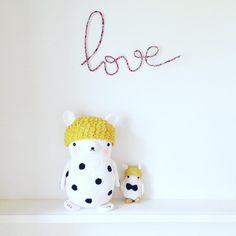 ⚫️⚪️ tout premier ouvrage de l'année  #crochet #amigurumi #tendrecrochet2 #dmclover #dmcnatura