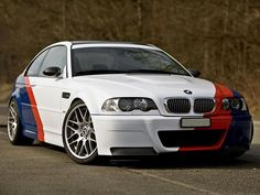 BMW E46 CSL 2005 ///M3+++ Like this #BMW page - https://goo.gl/wwxUQE