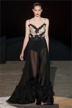 Sfilata Francesco Scognamiglio Milano - Collezioni Primavera Estate 2013 - Vogue