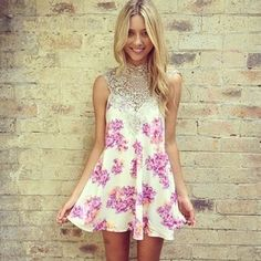 Cute! Love the top, its so unexpected.