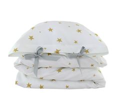 ORGANIC Toddler Bedding set - Stars