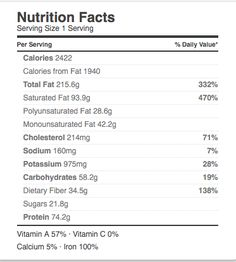 chocolate-peanut-butter-freezer-fudge-nutrition