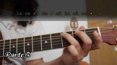 Cancion popular facil Tres Hojitas. Curso basico guitarra 5.