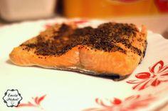 Emcia Pichci!: Pieczony pstrąg łososiowy Spanakopita, Steak, Ethnic Recipes, Steaks, Beef