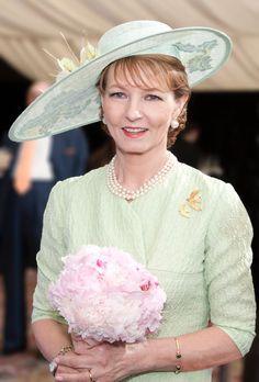 Cu ocazia sarbatorii Floriilor, Principesa Mostenitoare Margareta ureaza la multi ani tuturor celor care poarta nume de flori