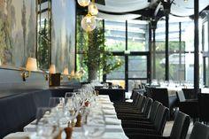 19, chaussée de La Muette 75016 Paris, France Tel. +33 (0)1 42 15 15 31 www.restaurantlagare.com