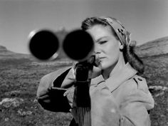 vintage black and white vintage girls with guns - Google Search