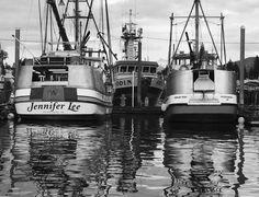 Marine Reflections - Petersburg, Alaska