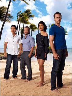 Hawaii 5-0 : affiche