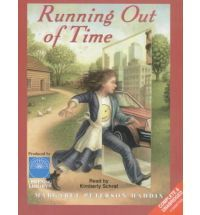 Running out of time….great book about utopian society that isn't.
