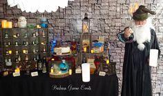 Harry Potter Party-Miami Party Planning-Creative Parties-Party Styling-Kids Party-Harry Potter