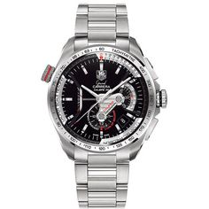 Buy and sell luxury watches on StockX including the Tag Heuer Grand Carrera Calibre in Stainless Steel and thousands of other luxury watches from top brands. Dream Watches, Fine Watches, Sport Watches, Luxury Watches, Cool Watches, Rolex Watches, Watches For Men, Tag Watches, Popular Watches