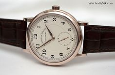 "Watches By SJX: Hands-on with the A. Lange & Söhne 1815 ""200th Ann..."