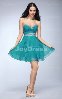mini dress uk,Crystal A-line Sweetheart Short Dress,£69.00