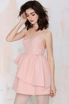 Keepsake Last Stand Ruffle Dress | Shop Clothes at Nasty Gal!