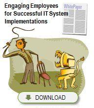 Demystifying IT Organizational Change Management (White Paper) Public Administration, Change Management, White Paper, Notes, Tips, Advice, Hacks, Counseling