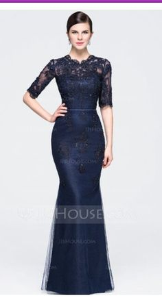 Dress for military ball