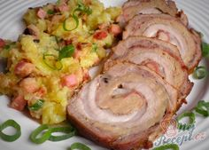 Baked Potato, Potato Salad, Thrifting, Sushi, Pork, Food And Drink, Meat, Chicken, Ethnic Recipes