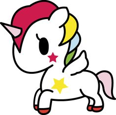 TokiDoki Unicorn by NecronomiconOfGod.deviantart.com on @DeviantArt