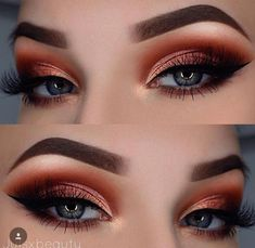 5 Make-up-Tipps von Pro Makeup Artist – Seite 4 von 4 # Make-up - schminken Makeup Eye Looks, Eye Makeup Tips, Makeup Tricks, Cute Makeup, Prom Makeup, Makeup Kit, Eyeshadow Makeup, Makeup Ideas, Drugstore Makeup