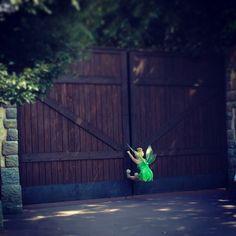 let me in!   SO cute!