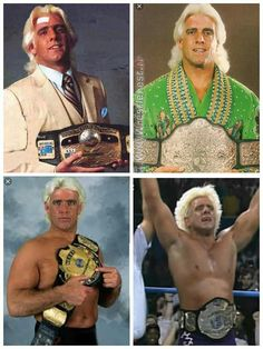 Ecw Wrestling, Wrestling Stars, Wrestling Superstars, Wwe Tna, Ric Flair, Space Mountain, Favorite Pastime, Iron Gates, My Youth