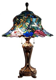 Roses Tiffany Lamp