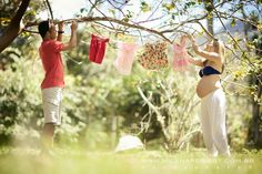 Ensaio de gravida