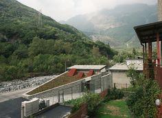 Ampliamento e riqualificazione paesaggistica del Cimitero, Francesco Barrera, Luca Barello, Rachele Vicario. © Sisto Giriodi
