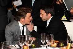 Pin for Later: Celebrate Best Friend Day With Our Favorite Celeb BFFs Matt Damon and Ben Affleck