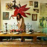 Anna Corinna's Eclectic Wonderland — Refinery 29 | Apartment Therapy