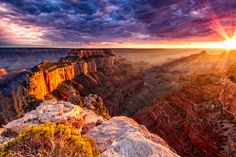 Best Grand Canyon Sunset View