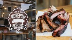 If you were looking for a truly American BBQ experience, this is it. Auckland, Bbq, American, Places, Barbecue, Barrel Smoker, Lugares