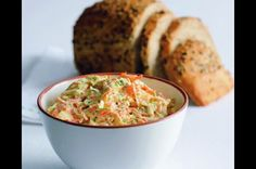 Pestrá pomazánka Guacamole, Baked Potato, Ham, Carrots, Food And Drink, Appetizers, Yummy Food, Yummy Recipes, Menu