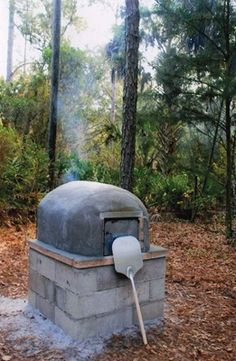 outdoor bread oven for wet climates