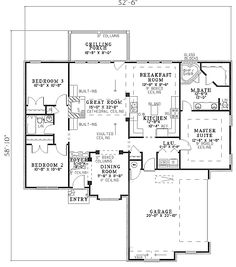1800 square foot house plans no garage house floor plans ~ home