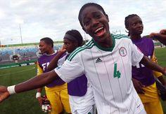 Welcome to sportmasta's Blog.: Asisat Oshoala wins 2014 Fifa U20 Women's World Cu...