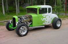1930 Ford coupe....Minecraft rod....