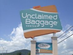 Where does your suitcase end up when the airline loses it forever? Located in Scottsboro Alabama, the Unclaimed Baggage Center buys thousands of suitcases and resells the treasures inside.