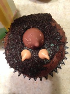Mol day mole day cupcakes food