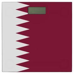 qatar flag bathroom scale bathroom accessories home living