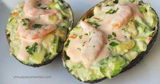 Aguacates Rellenos Aguacates Rellenos de gambas, palitos de mar y salsa rosa. Una receta sencilla de hacer y muy rica, perfecta para servir como entrante.