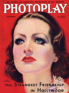 Photoplay, November 1932... Joan Crawford